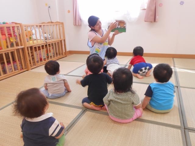 島根県立中央病院にこにこ保育所の画像・写真