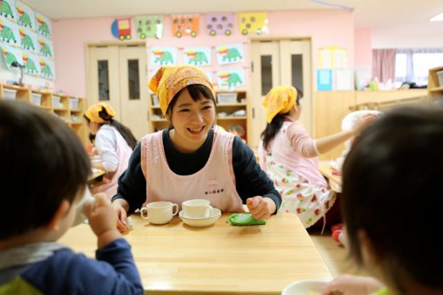 岡山スイキュウ株式会社 かもめ保育園の画像・写真