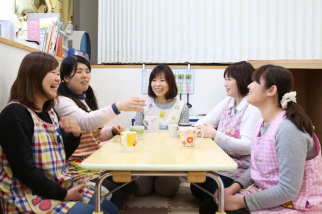 八戸市立市民病院院内保育園いちょうの樹の画像・写真