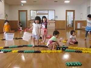 大崎市民病院院内保育所あいあいの画像・写真